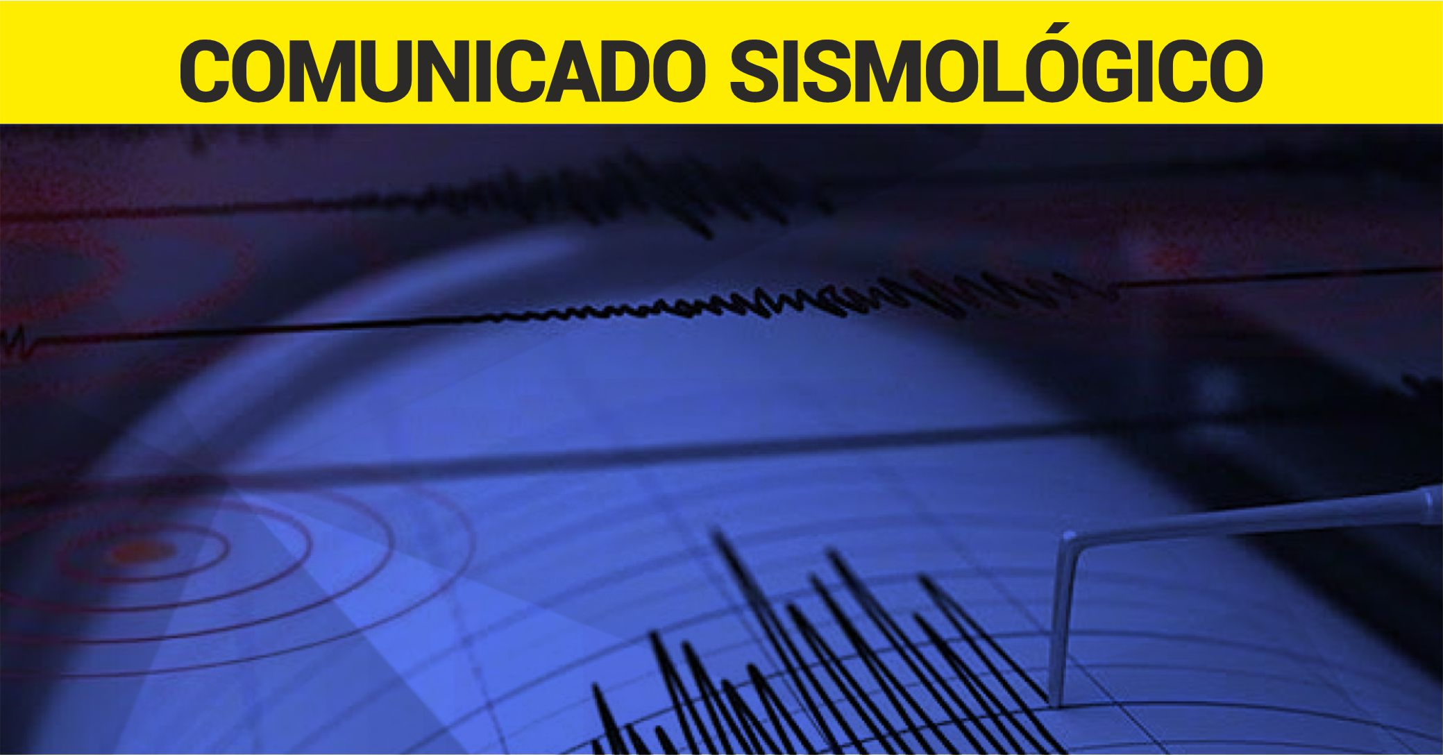Comunicado Sismológico • Publicado a 08, Julho de 2020