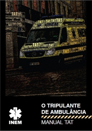 Curso de Tripulante de Ambulância de Transporte