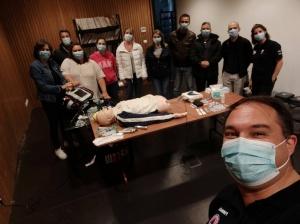 Curso de Suporte Avançado de Vida Cardiovascular na Terceira