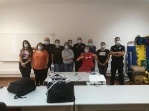 Curso Avançado de Trauma para profissionais de saúde em São Miguel