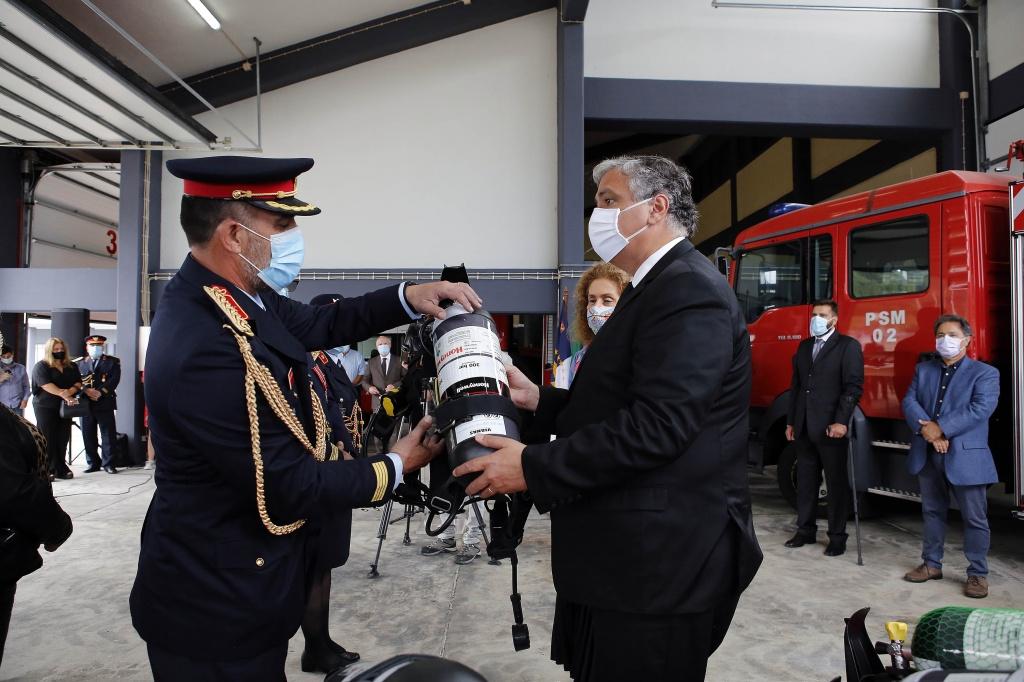 Governo dos Açores prepara alterações ao Regime Jurídico da Proteção Civil
