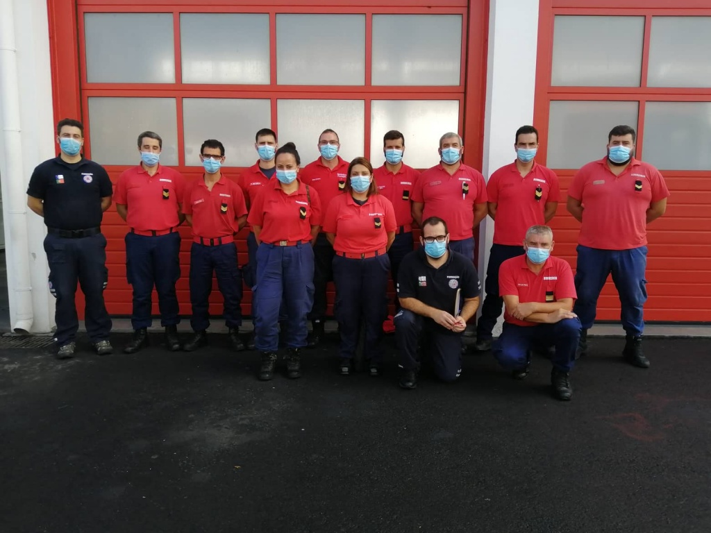 Curso de Recertificação de Tripulantes de Ambulância de Transporte em São Miguel