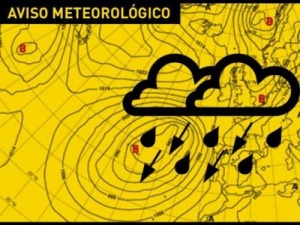 AVISO METEOROLÓGICO 120/2014