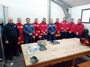Curso de Salvamento em Grande Ângulo na Terceira
