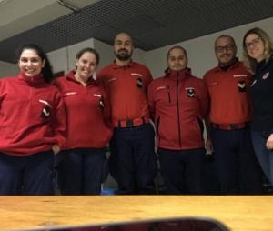Curso de Suporte Básico de Vida com DAE - Formadores no Pico