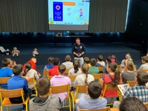 Escolinhas de Primeiros Socorros na EBI Ponta Garça e EBS São Roque do Pico