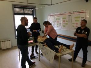 Curso de Suporte Avançado de Vida em Cardiologia na ilha de São Miguel