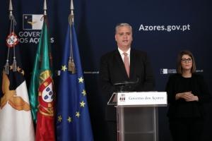COVID-19: Mensagem do Presidente do Governo Regional dos Açores