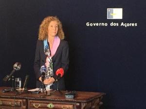 Governo dos Açores anuncia que já chegaram à Região 30 mil máscaras cirúrgicas, 6 mil máscaras FPP2 e 4 mil zaragatoas