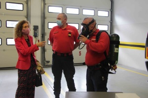 Governo Regional entrega novos equipamentos aos Bombeiros Voluntários de Angra do Heroísmo