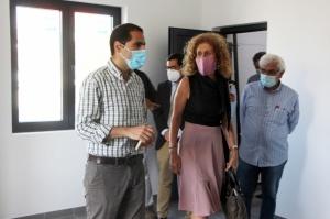 Ampliação da Secção dos Altares vai melhorar intervenção dos Bombeiros de Angra do Heroísmo, afirma Teresa Machado Luciano