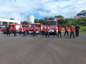 Curso Inicial de Intervenção em Estruturas Colapsadas no Pico