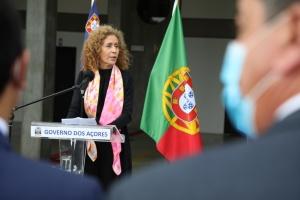 Governo dos Açores entrega quatro ambulâncias de socorro aos Bombeiros do Pico