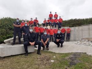 Curso Intermédio de Intervenção em Estruturas Colapsadas na Terceira