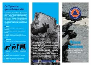 Proteção Civil dos Açores assinala o Dia Internacional para a Redução de Catástrofes