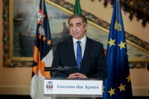 Presidente do Governo Regional anuncia medidas mais restritivas para S. Miguel e de apoio à economia