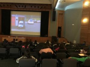 Palestras sobre o 112 e o Centro de Operações de Emergência e Primeiros Socorros na EBS Tomás de Borba