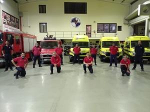 Curso de Recertificação de Tripulantes de Ambulância de Transporte na Terceira