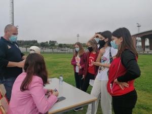 SRPCBA participa em peddy paper sobre Proteção Civil organizado pela Escola Manuel de Arriaga