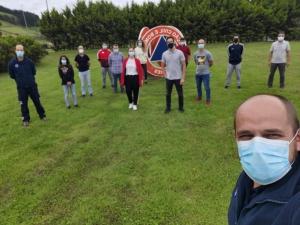 Cursos de Suporte Básico de Vida com Desfibrilhação Automática Externa para colaboradores da Câmara Municipal da Praia da Vitória na Terceira