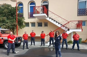 Curso de Curso de Recertificação de Tripulantes de Ambulância de Socorro para bombeiros em São Miguel