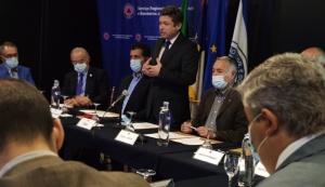 Clélio Meneses defende atualização do Estatuto do Bombeiro na Região