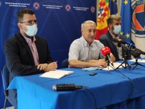 Proteção Civil dos Açores realiza exercício Touro 2021 em São Jorge